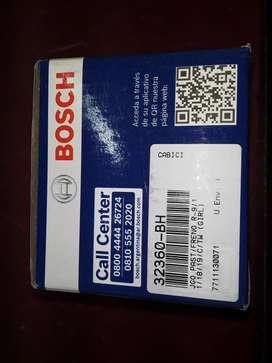 Kit 4 pastillas frenos Bosh Renault Stepway/Clio