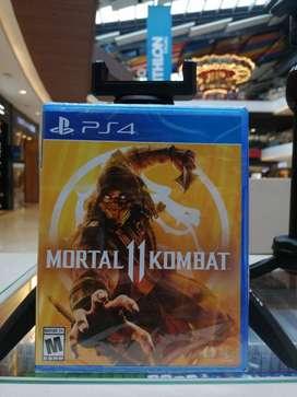 MORTAL KOMBAT 11 PLAYSTATION 4/PS4 NUEVA SELLADA