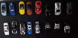 Colección autos deportivos policías y Callejeros