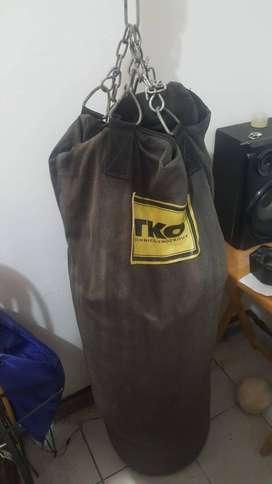 Saco de Boxeo usado excelente