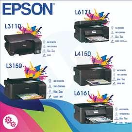 Impresora multifuncion Epson L3110 L3150 L4160 L6161 L6171