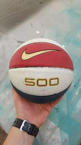 Balón de minibasket, tricolor Nike