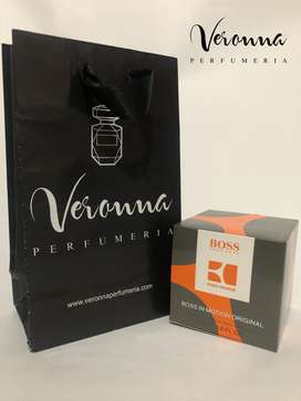 Perfume Locion Hugo Boss In Motion 90ml Veronna