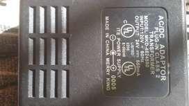 Adaptador AC fuente de alimentación 24 V 550 mA Modelo: mkd-4824550