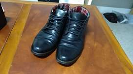 Zapato tobillera