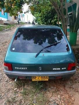 Peugeot 205 96