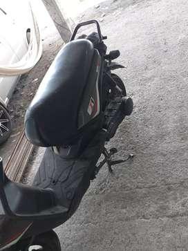 Motocicleta de oportunidad