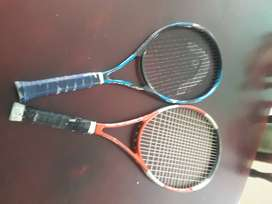 Raquetas de tenis Head team series y head liquidmetal  radical