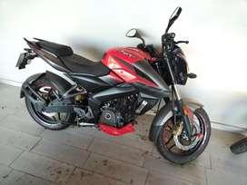Bajaj NS200 como nueva 2020