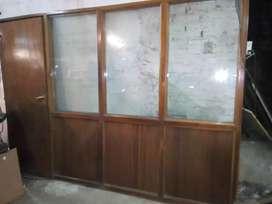 Panel divisoria ambiente, oficina