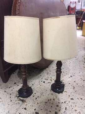 Par de lamparas