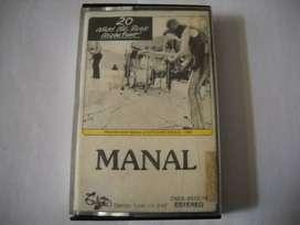 manal cassette buen estado
