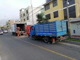 Brindamos Transporte de Carga Y Mudanzas PRECIO ECONOMICO