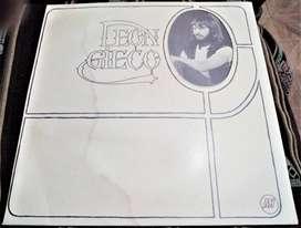vinilo Leon Gieco 1973