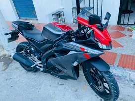 Moto Yamaha 155cilindraje