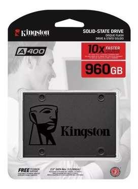 Ssd Kingston de 960 Gb
