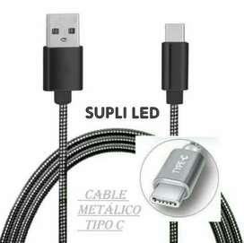 Cable Tipo C 3.1 a Usb 3.0 Carga Datos