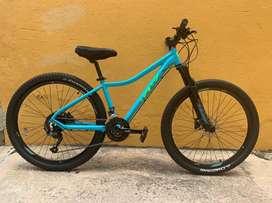 Bicicleta GW 27.5 talla S