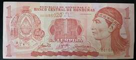 Billete de Honduras, 2006