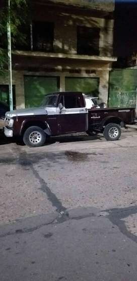 vendo pickup dodge 100 gasolera
