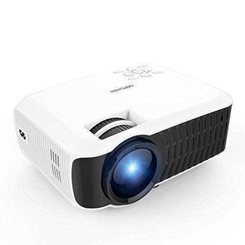 VIDEO BEAM T-22 PUERTO USB - HDMI - VGA RESOLUSION 800 * 480 PANTALLA 4:3/16:9 LEXA