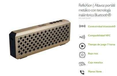 PARLANTE DE MANO cod 40494