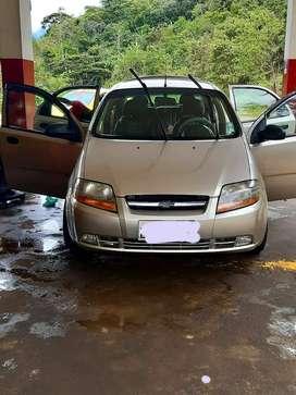 Chevrolet Aveo Activo.