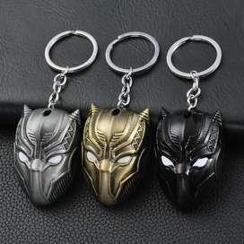 Llavero Pantera Negra -Avengers
