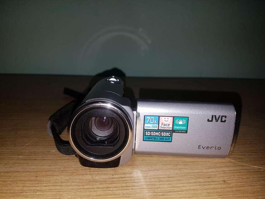 Video Camara Jvc 0