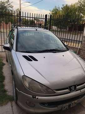 Peugeot 206 Premium 1.9 D 5P-2007