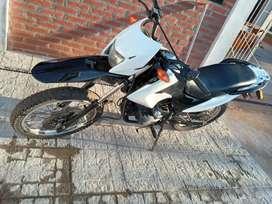Vendo moto cross