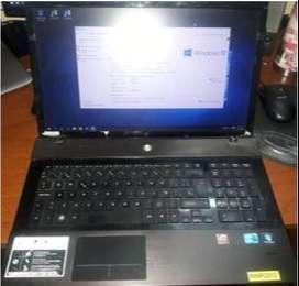 VENDO Notebook HP ProBook Usada (Código 12)