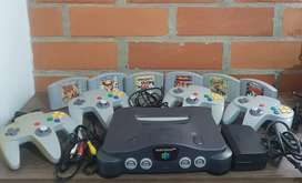 N6 Nintendo 64