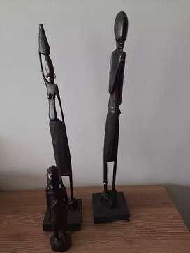 Esculturas tribales