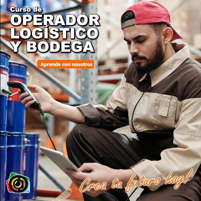 Curso de operador logístico y bodega