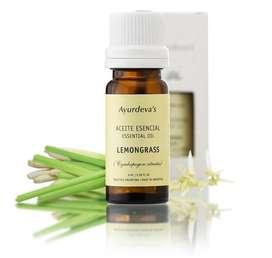 Aceite Esencial Lemongrass 8 Ml Ayurdeva's