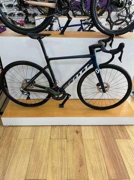 Bicicleta scott carbono rc ultegra ciclismo
