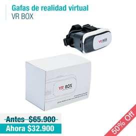 Gafas de realidad virtual / VR BOX