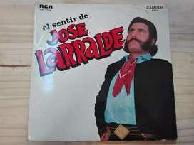 Disco de Vinilo de José Larralde