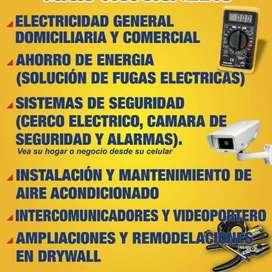 Electricidad Y Drywall miraflores san isidro 9870,80223