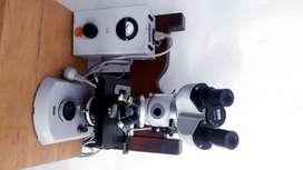 Vendo microscopio inmunoflorescencia