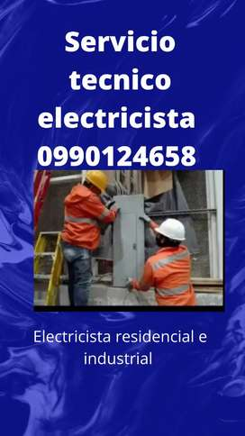 SERVICIO ELECTRICISTA PROFESIONAL