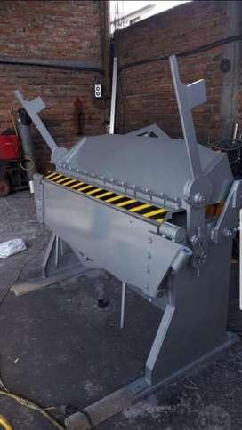 Fabricacion de Dobladoras y cortadoras de Tool
