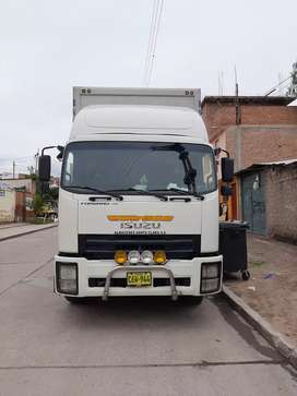 Isuzu forward 1300 del año 2011