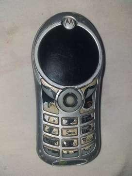 Motorola c155 libre clásico solo le hace falta batería