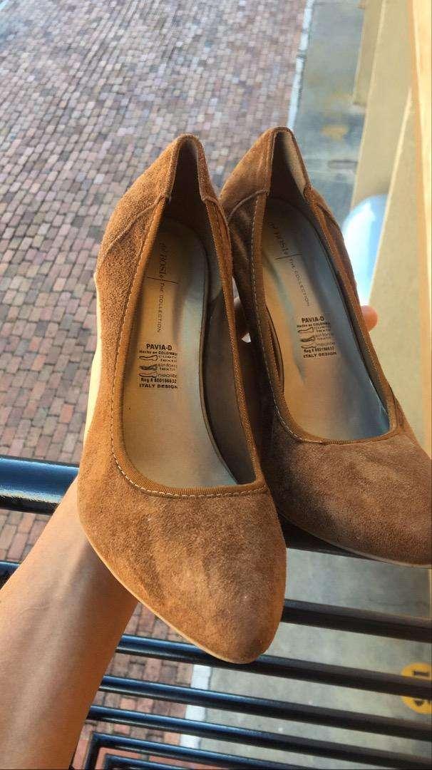 Zapatos de tacon Bosi 0