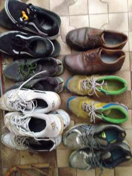 Zapatillas x cien y 200