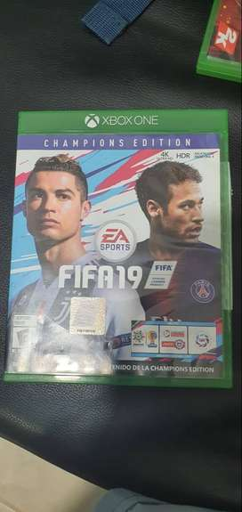 FIFA 19 EDICION CHAMPIONS