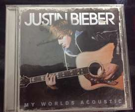 Cds de Justin Bieber