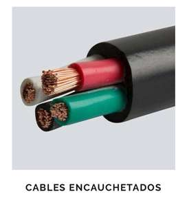 Cable Encauchetado 2x12 Norma x 100 Metros
